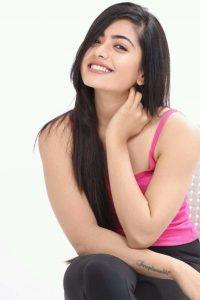 रश्मिका मंदाना - दक्षिण भारतीय फिल्मों की सबसे महंगी हीरोइन   Rashmika Mandanna