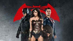 Batman vs Superman Dawn of Justice, Netfli