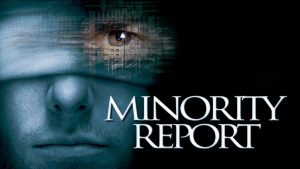 Minority Report, Netflix