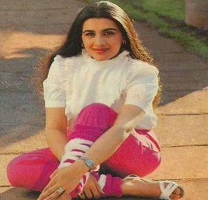 Amrita Singh hottest