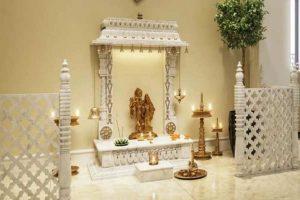 घर के मंदिर की पूजा कैसे करें